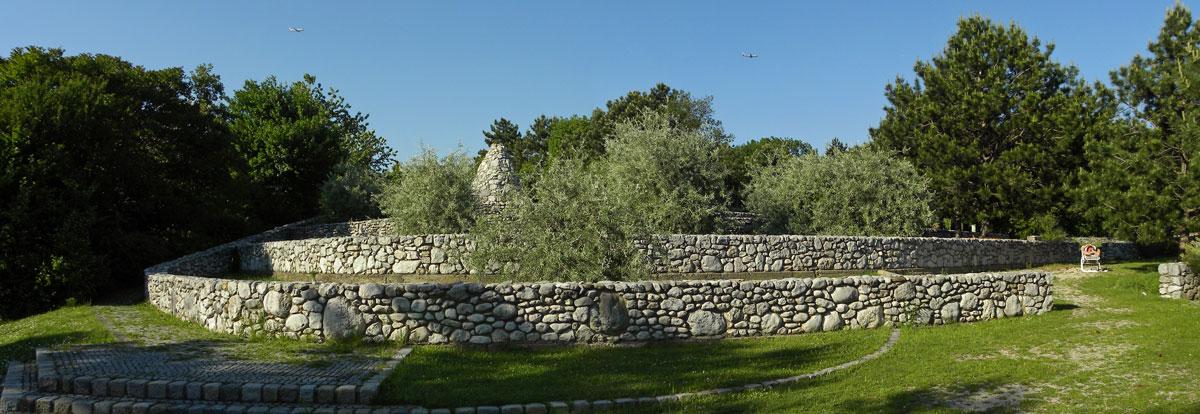 Der Kurpark in Oberlaa lädt zu jeder Jahreszeit zum Verweilen ein.