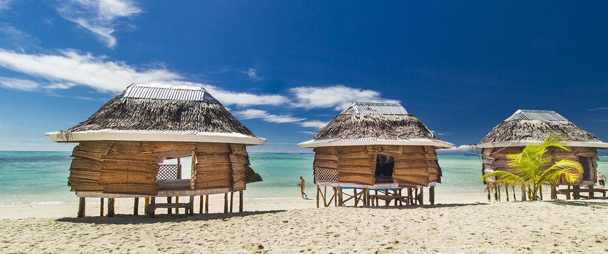 Samoa - eine der Stationen des Weltrekordversuchs