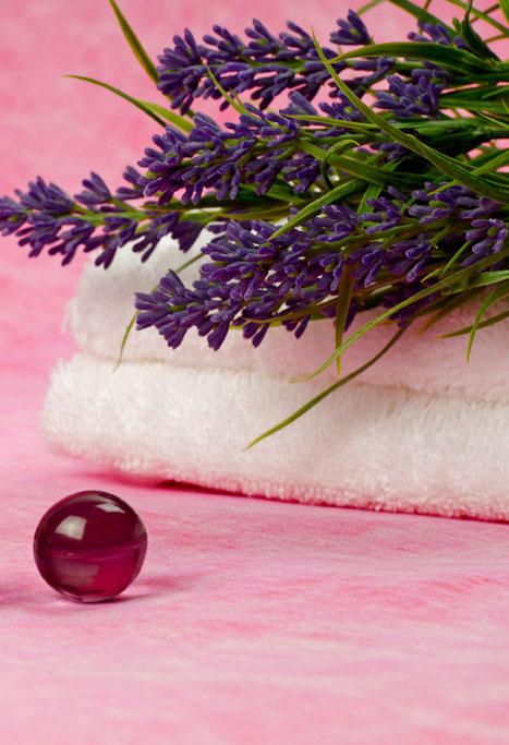 Lavendel sorgt für einen gute Schlaf.