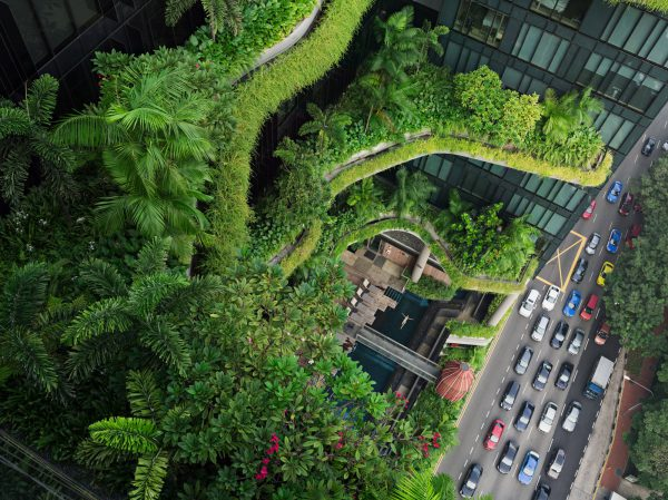 Human Nature: Parkroyal am Pickering Hotel, Singapur