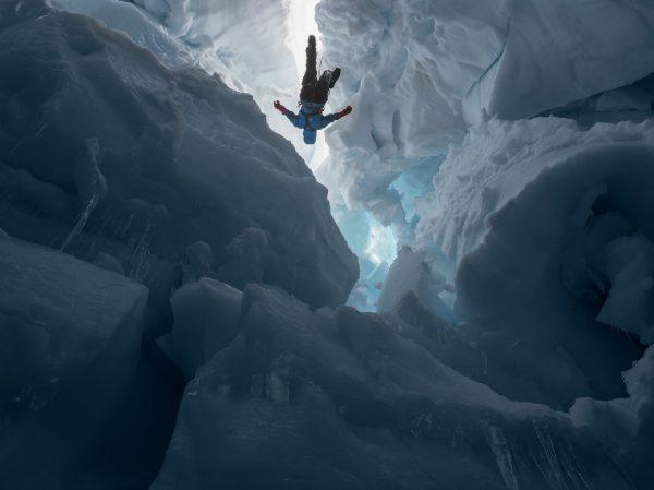 Human Nature: Ein Wissenschaftler im Inneren eines schmelzenden Gletschers, Juneau Icefield Research Program, Alaska