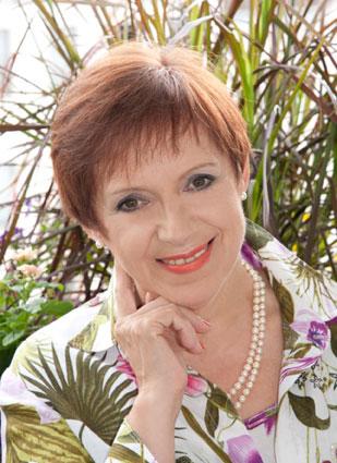 Angelika Widhalm, Vorsitzende der Hepatitis Hilfe Österreich