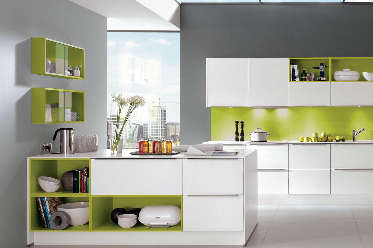 Colour-Blocking ‒ Farbkombinationen für Ihre Küche - Lifechange.AT