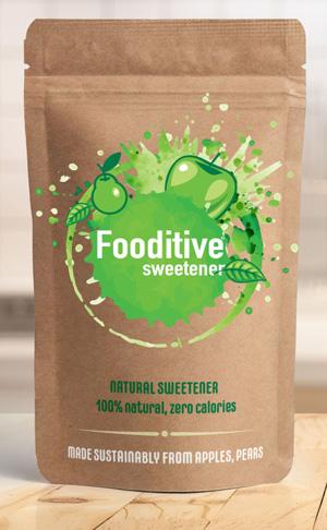 Fooditive Zuckerersatz - ganz ohne Kalorien.